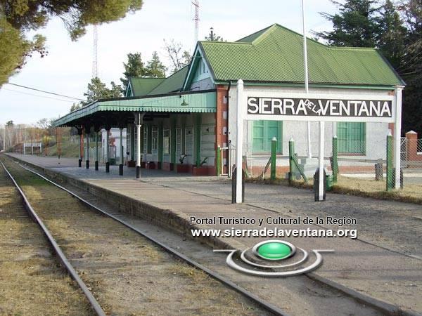 Estación Ferroviaria Sauce Grande