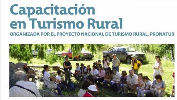 Capacitación en Turismo Rural