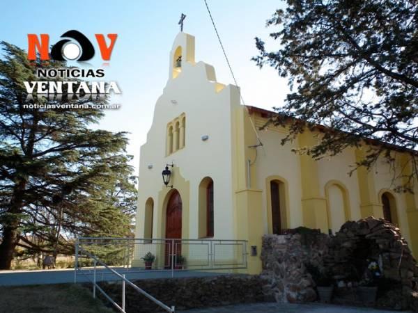 Capilla de Nuestra Señora de Lourdes en Villa Arcadia