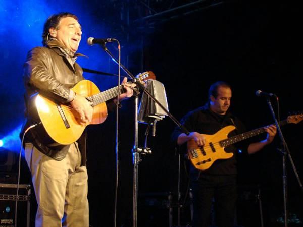Guasones, Facundo Saravia y Carlos Sánchez, atractivos de la Fiesta de la Vendimia